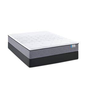 Sealy Posturepedic Beale Street King Firm Mattress Set