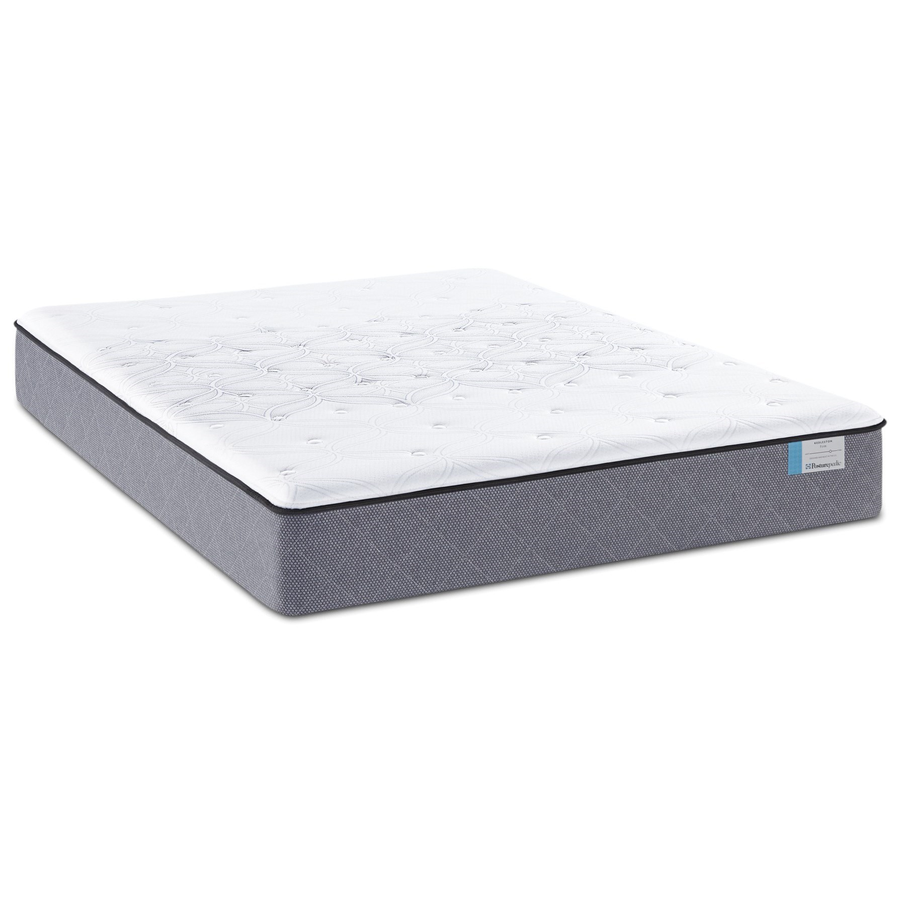 Sealy Posturepedic Delegate Twin Firm Mattress Adj Set - Item Number: FirmTT-T+Ease-T