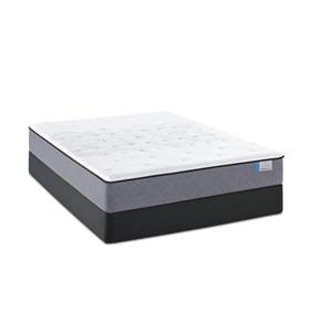 Sealy Posturepedic Beale Street King Plush Mattress Set