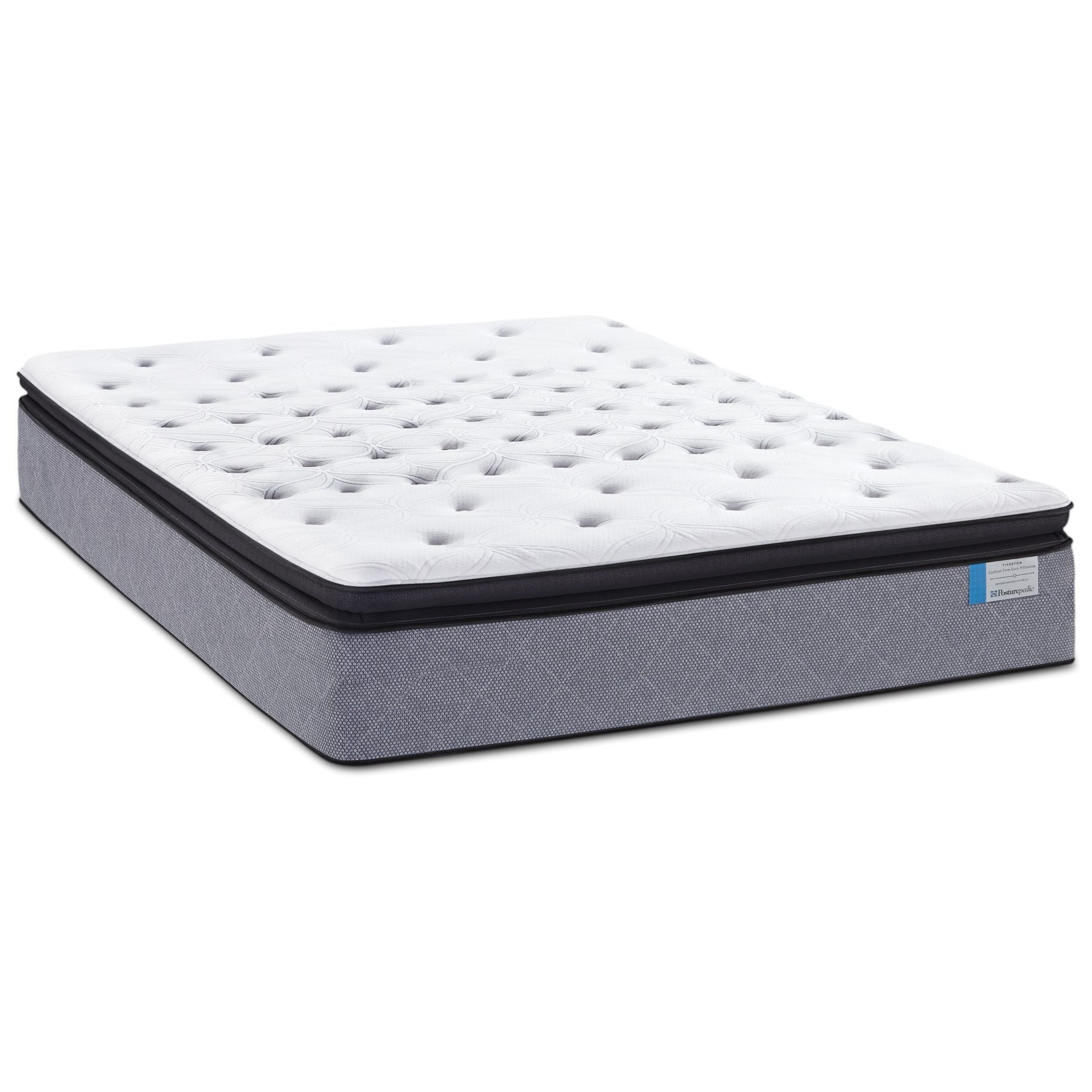 Sealy Posturepedic A2 Twin EPT Plush Mattress - Item Number: PlushEPT-T
