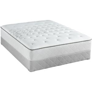 Sealy Posturepedic Classic Carrboro Queen Carrboro Cushion Firm Mattress