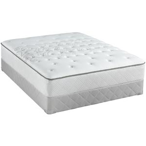 Sealy Posturepedic Classic Carrboro Queen Carrboro Plush Mattress Set