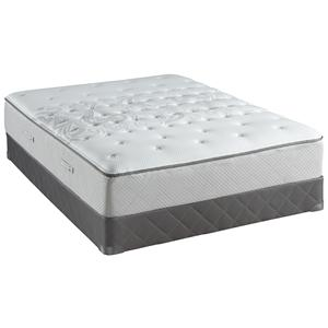 Sealy Posturepedic Gel 2013 Queen Cushion Firm Mattress Set