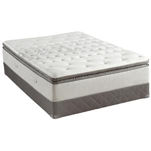 Sealy Posturepedic Gel 2013 Queen Cushion Firm EPT Mattress