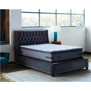 Sealy Posturpedic Ariel Sands Queen CF EPT Mattress Set