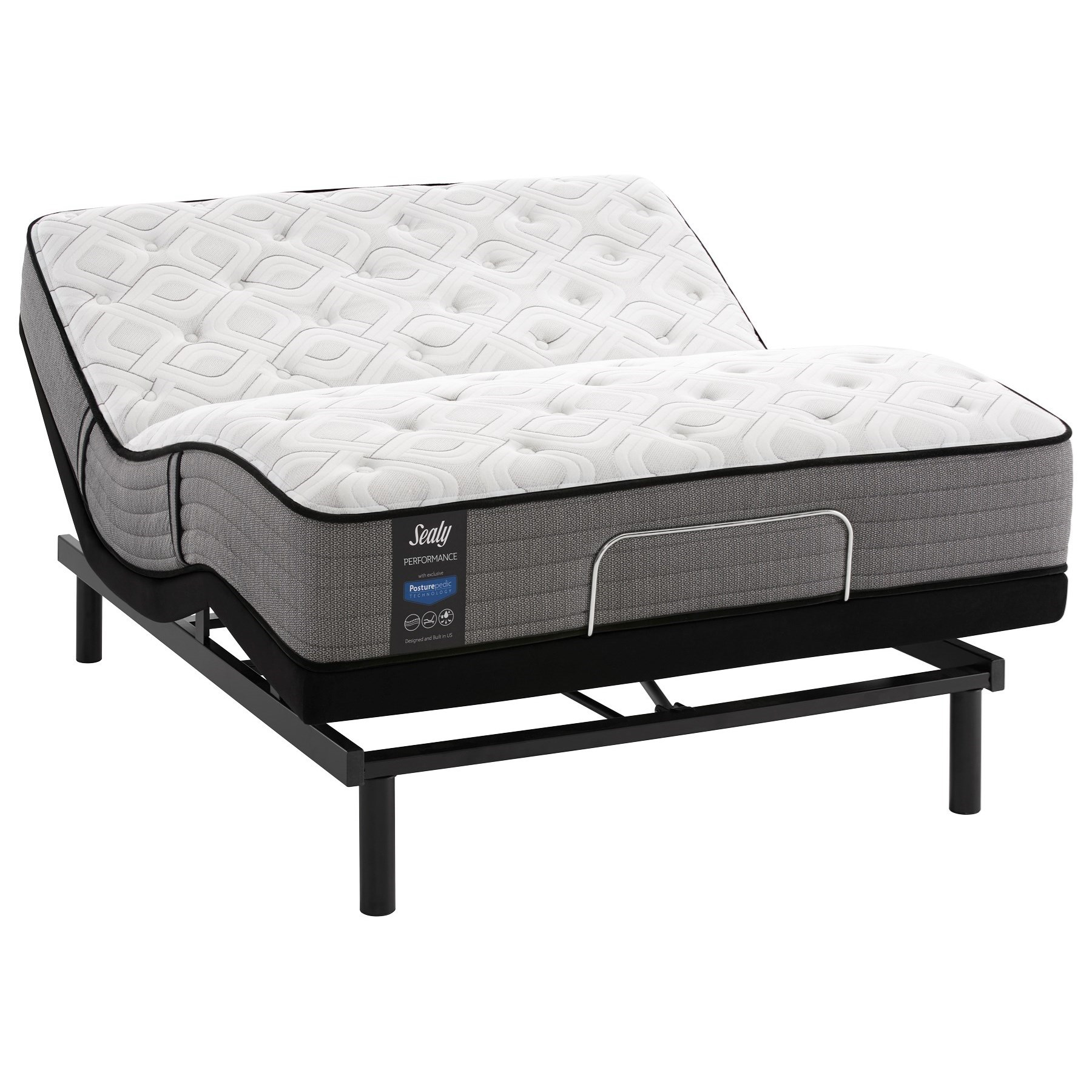 "Twin 12"" Cushion Firm Innerspring Adj Set"