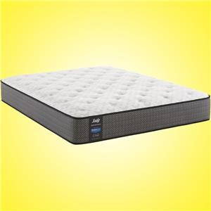 "Queen 11 1/2"" Plush Mattress"