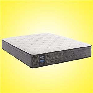 "Queen 12"" Plush FxPT Mattress"