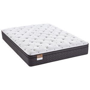 "King 12"" Euro Top Plush Mattress"