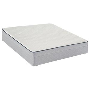 Sealy Sealy Brand Woodglen Twin Firm Mattress LP Set