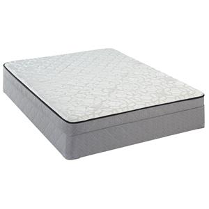 Sealy Selenge Queen Firm Mattress LP Set