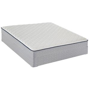 Sealy Sealy Brand Thistle Thistle King Firm Mattress and Foundation