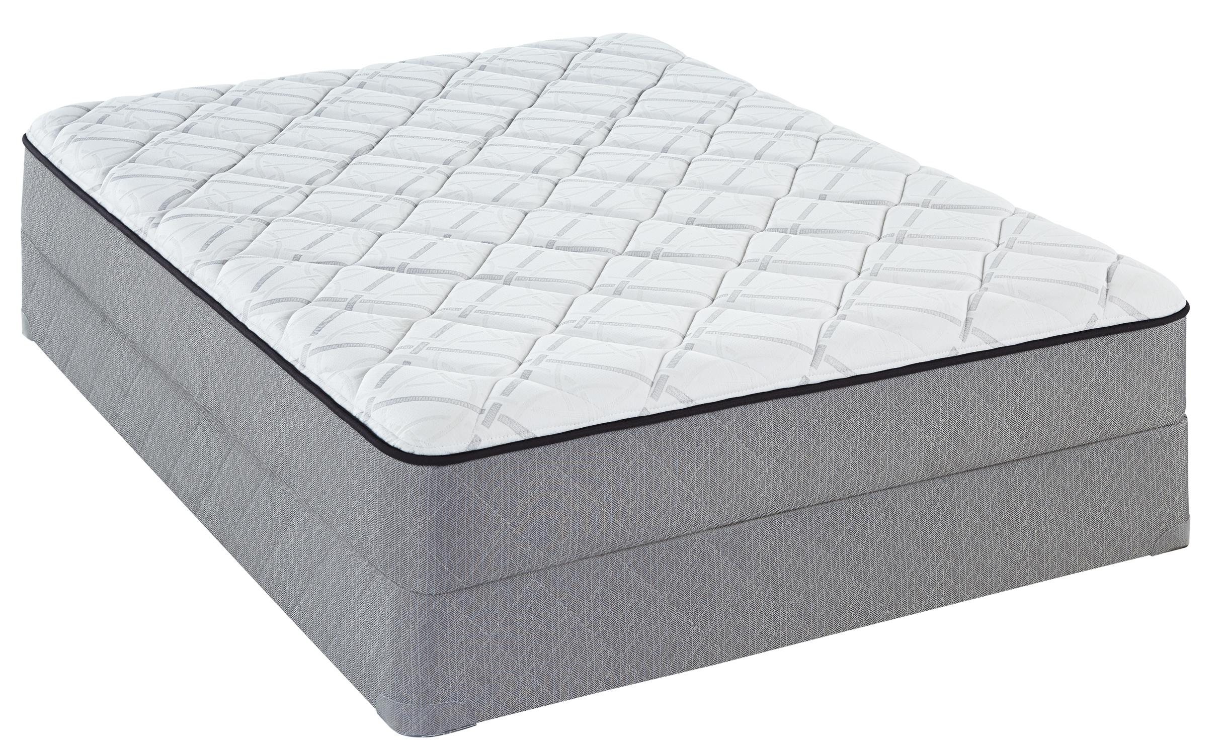 Sealy Hayle Full Plush Mattress - Item Number: PlushTTBG-F