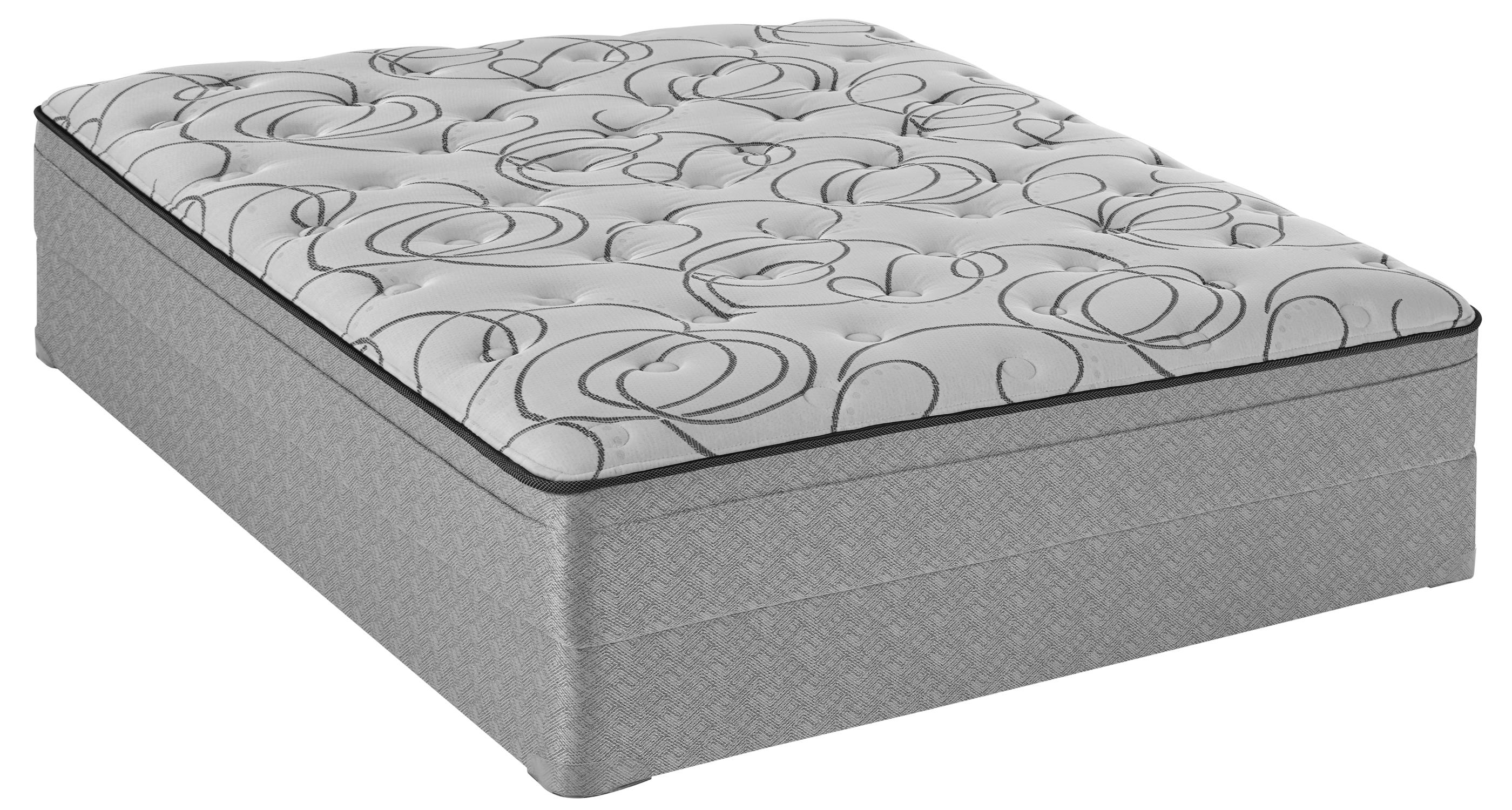 Sealy Narva Full Plush Faux Euro Top Mattress - Item Number: PlushFXET-F