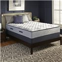 Sealy Level 6  Full Firm Mattress - Item Number: Firm-F