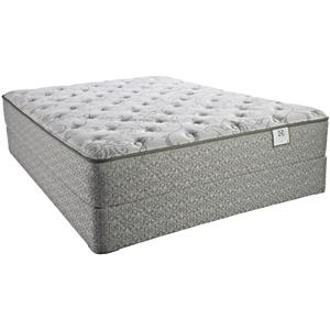 Sealy Sealy Brand Lake Mohave Queen Plush Mattress