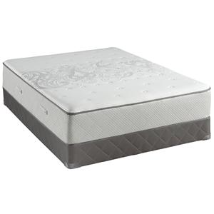 Sealy Sealy Gel Series Uniondale Queen Firm Mattress Set