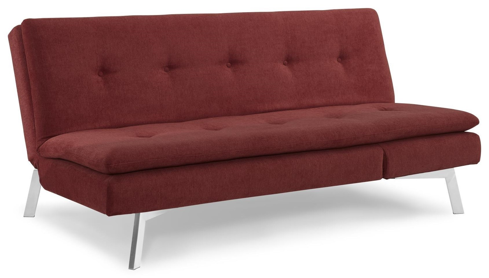 Chicago Full Split Back Sofa Bed by Sealy Sofa Convertibles at HomeWorld Furniture