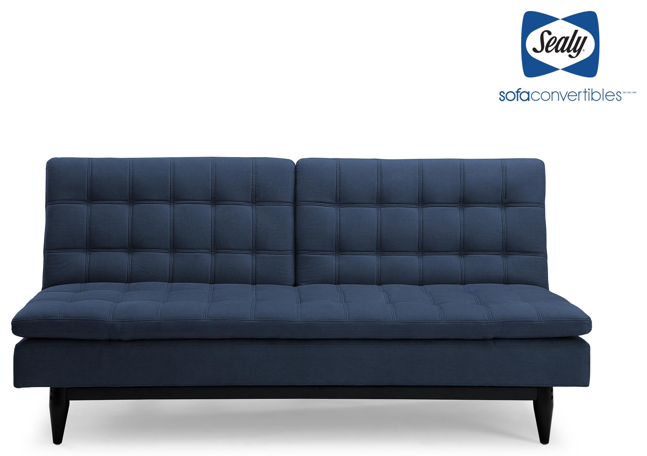 Sofa Convertible with Adjustable Arms