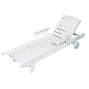 Seaside Casual Adirondack Kingston Chaise
