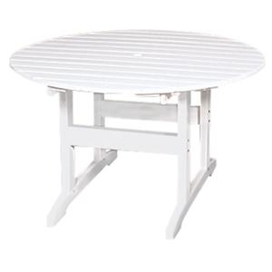 "Seaside Casual Adirondack 48"" Salem Dining Table"