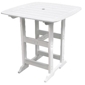 "Seaside Casual Adirondack 42"" Portsmouth Bar Table"