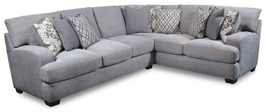 Seminole Furniture Triumph Graphite Sectional - Item Number: GRP-3400-SECTIONAL