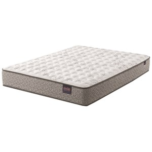 Serta AM Glastonbury Firm King Firm Pocketed Coil Mattress