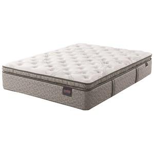Queen Super Pillow Top Mattress