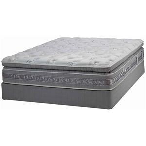 Serta Bellagio at Home Risposare  Queen Super Pillow Top Mattress