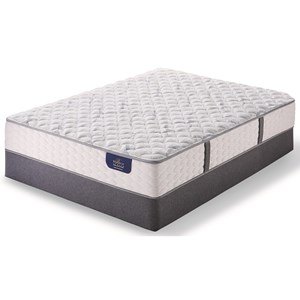 Serta Bellagio Azzura II Firm King Firm Pocketed Coil Mattress Set