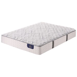 Serta Bellagio Azzura II Firm Queen Firm Pocketed Coil Mattress