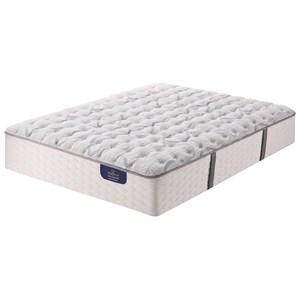 Serta Bellagio Briaza II Lux Firm Queen Luxury Firm Pocketed Coil Mattress