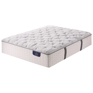 Serta Bellagio Briaza II Plush Queen Plush Pocketed Coil Mattress