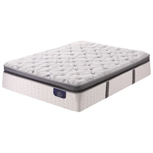 Serta Bellagio Briaza II SPT Plush Queen Plush Super Pillow Top Mattress