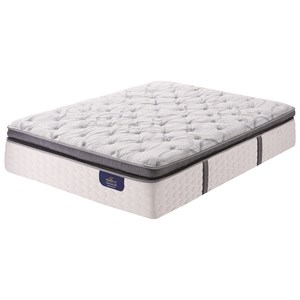 Serta Bellagio Briaza SPT Firm Queen Super Pillow Top Firm Mattress