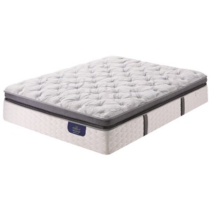 Serta Bellagio Grande Notte II Plush SPT Queen Plush Super Pillow Top Mattress