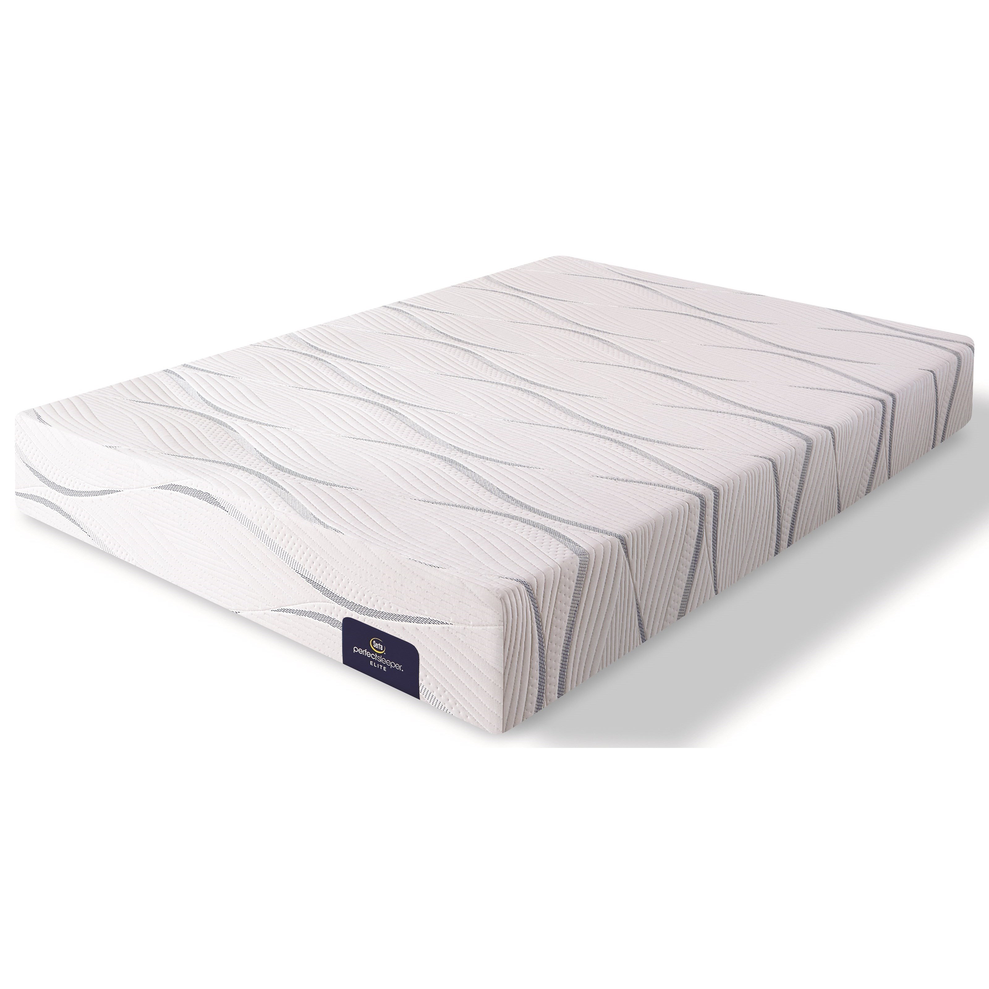 Queen Firm Gel Memory Foam Mattress