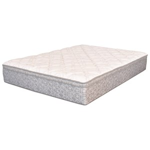 Serta DH Gatlinburg Euro Top Twin Euro Top Innerspring Mattress