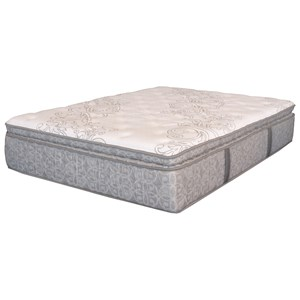 Queen Super PT Pocketed Coil Mattress