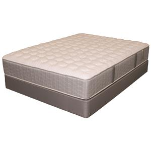 Dr Greene Hayden Valley Twin Extra Long Firm Mattress and Box Spring by Serta