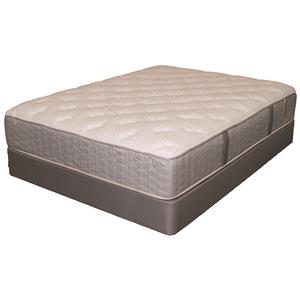 Serta Dr Greene Hayden Valley Cal King Plush Mattress Set