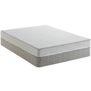 Serta Glascoe Twin Firm Mattress