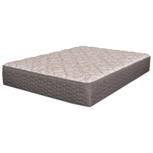 Serta Historical Euro Top Queen Euro Top Innerspring Mattress