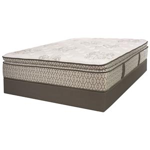 Serta IAmerica Independence II King Super Pillow Top Mattress