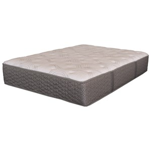 Serta Theodore Plush Queen Plush Pocketed Coil Mattress