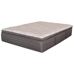 Serta Theodore Super Pillow Top Queen Super PT Pocketed Coil Mattress