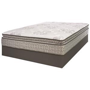 Serta iAmerica Veteran II King Super Pillow Top Mattress