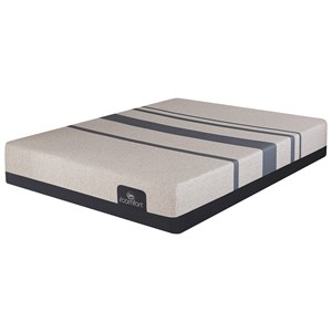 Queen Gentle Firm Gel Memory Foam Mattress