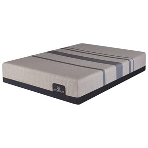 Queen Plush Gel Memory Foam Mattress